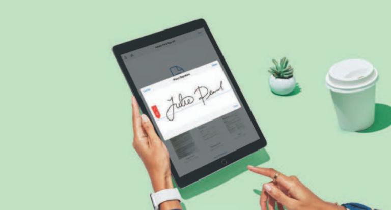 Adobe Sign – Die Lösung für elektronische Signaturen