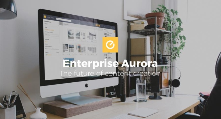 Enterprise Aurora. Ein System. Zahllose Möglichkeiten.