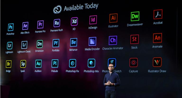 Adobe MAX: die nächste Generation der Adobe Creative Cloud