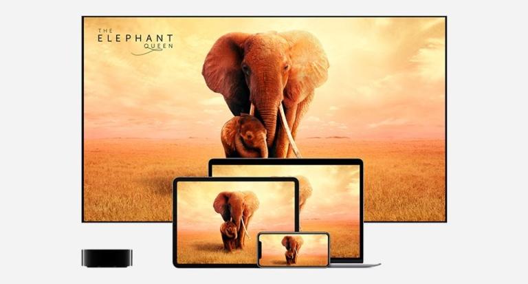 Apple TV+ ein Jahr lang kostenlos testen – beim Kauf eines neuen Apple-Gerätes