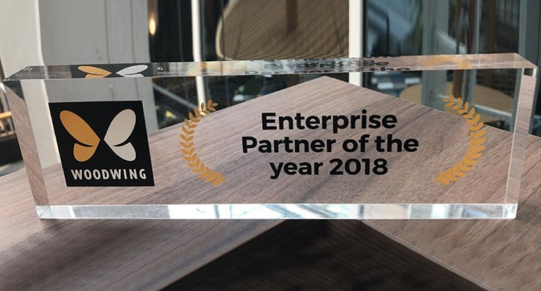 A&F ist WoodWing Enterprise Partner of the year 2018