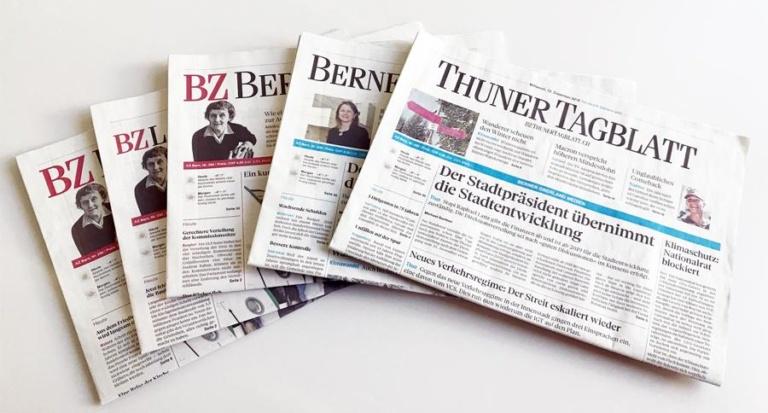 WoodWing Aurora: Jetzt auch Berner Zeitung umgestellt