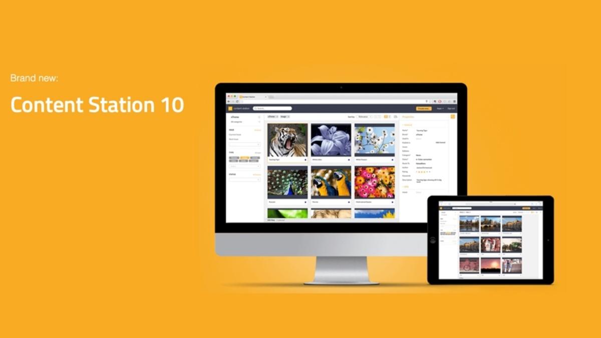 Noch flexibler und noch einfacher – Die ContentStation 10