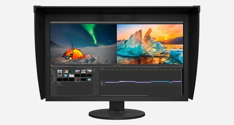 Der neue EIZO ColorEdge-Monitor CG279X Swiss Garantie in 27 Zoll