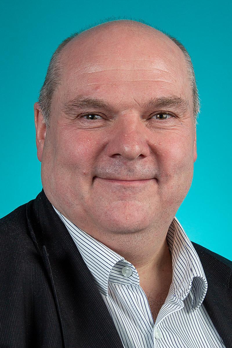 Portrait von Horst Huber