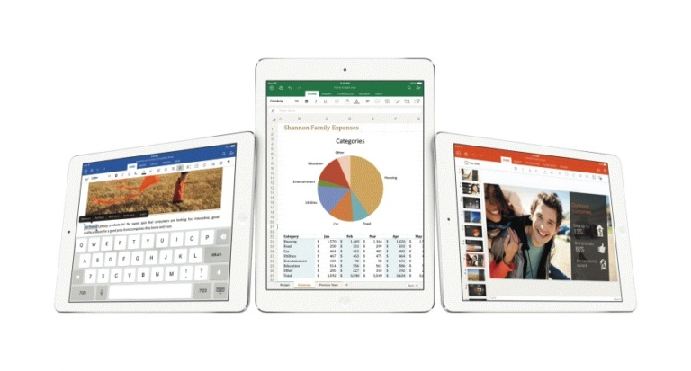 iPad Air – bringt frischen Wind in Ihr Business
