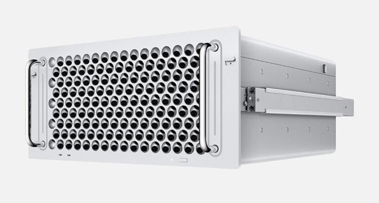 Apple Mac Pro Rack ab sofort erhältlich