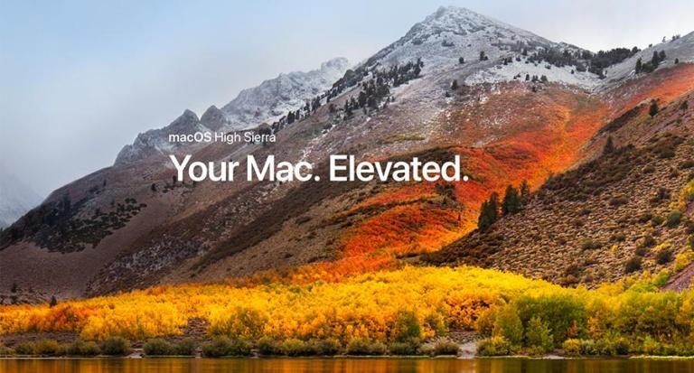 macOS High Sierra 10.13.: Das sollten Sie wissen