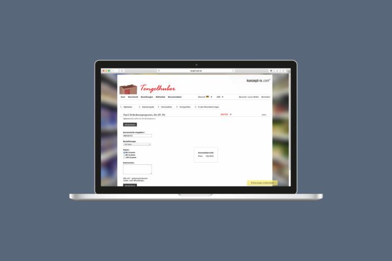 PAGEFLEX Storefront