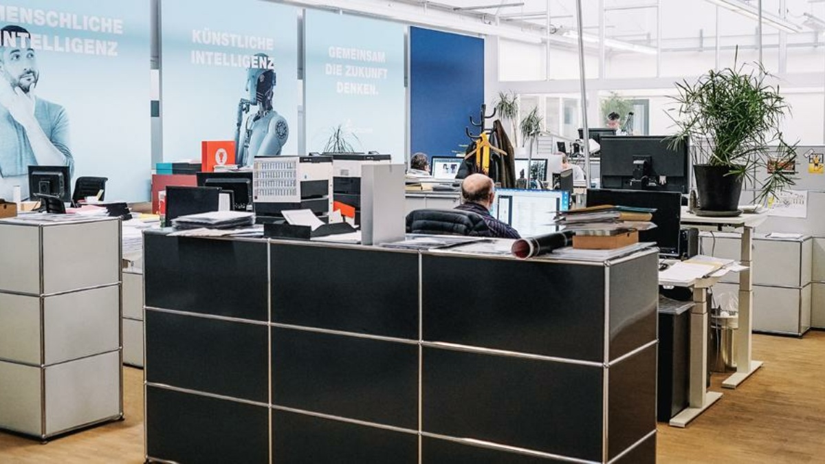 Ast & Fischer AG realisiert WLAN flächendeckend