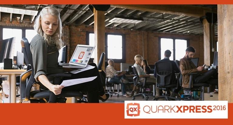 QuarkXPress 2016: Publishing Software bietet Designern neue Möglichkeiten