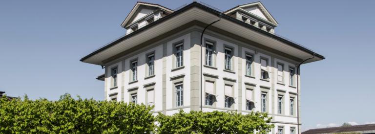 Beratung, Umsetzung, Betrieb – die Schul-IT in Münchenbuchsee