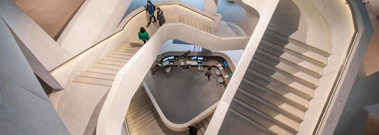 Beton und Multi-Channel-Publishing: So sieht ein Medienhaus der Zukunft aus