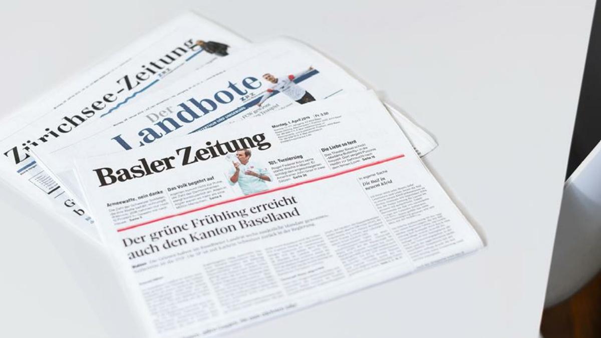 Alle Deutschschweizer Tamedia-Bezahlmedien auf WoodWing Enterprise Aurora umgestellt