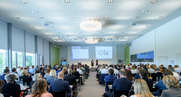 Geschäftsberichte Symposium 2019: Wir verlosen drei Tickets