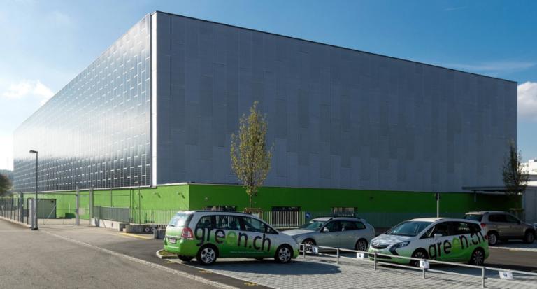 Wir setzen auf das richtige Datacenter – Green ist der führende Colocation Anbieter der Schweiz