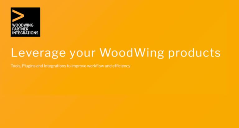 WoodWing Integrations vereint Fachwissen der drei führenden WoodWing-Partner in Europa