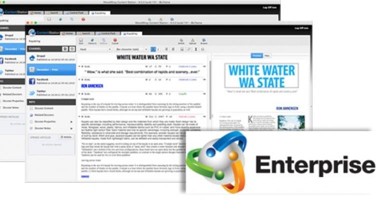 Vereinfachtes Multi-Channel-Publishing mit Enterprise 9.5
